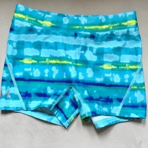 Under armour sport shorts XS